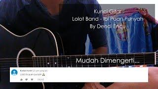 kunci gitar Lolot Band - Ibi Puan Punyah