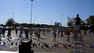 Stephen F. Austin HS Marching Band (NO SOUND SORRY) 10-2-08 Sugar Land, TX Thumbnail