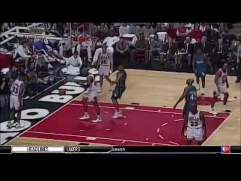 NBA Open Court: Best Starting 5 of the 90s