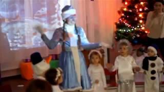 Дед Мороз и Снегурочка в детский сад Киев. Заказать на Новый год(, 2017-10-08T12:08:22.000Z)