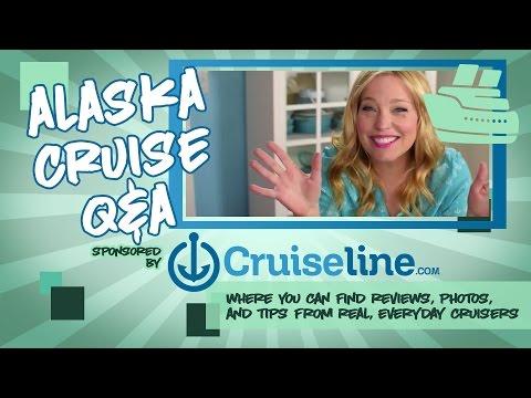 Alaska Cruise Q&A Live Stream Vlog