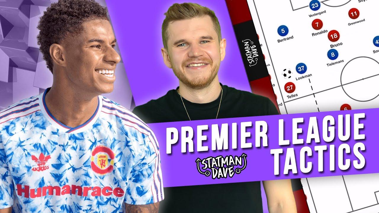 Download Solskjaer's Back Three? Leicester City vs Manchester United + Premier League Tactics