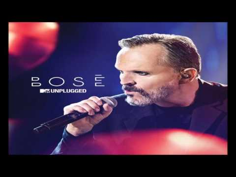 Miguel Bosé - Amiga (with Juanes) [MTV Unplugged]
