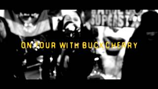 HARDCORE SUPERSTAR - 2013 European Tour (OFFICIAL TRAILER)