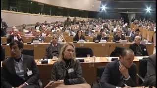 A Message of Peace - EU Parliament - Activities by His Holiness (World Peace Leader)
