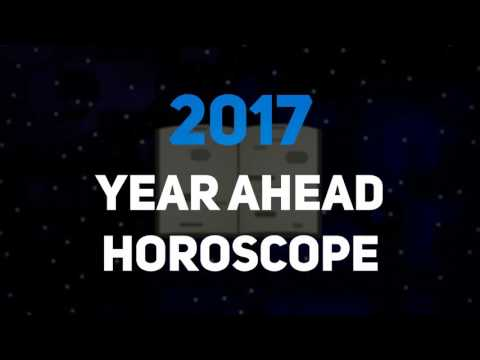 Russell Grant 2017 Year Ahead Horoscope Report