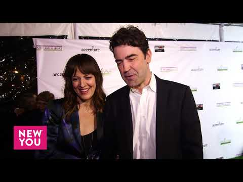 Ron Livingston and Rosemarie DeWitt @ Oscar Wilde Awards 2018