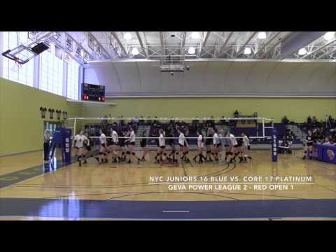 NYC Juniors 16 Blue vs. Core 17 Platinum - March 5th, 2017