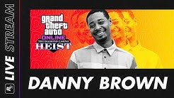 DANNY BROWN & JPEGMAFIA take on The Diamond Casino Heist in GTA Online