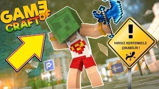 HIRSIZ KERTENKELE - BEYİN YİYEN SLİME #2 GAME OF CRAFT - Minecraft