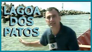 Lagoa dos Patos - REPÓRTER RECORD