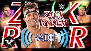 "WWE Zack Ryder 5th Theme Song ""Radio"" 2015 ᴴᴰ (Intro Cut)"