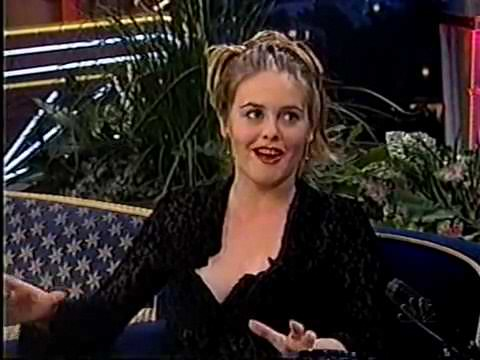 7/10/1998 Alicia Silverstone Interview - YouTube
