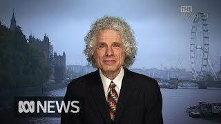 Is the world better than ever before? Steven Pinker thinks so