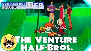 Video The Venture Bros Theory download MP3, 3GP, MP4, WEBM, AVI, FLV Agustus 2017