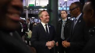 Paris Peace Forum   Paris, 11 November 2018