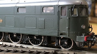 Brasstrains HO PHILOTRAIN NS 1000 ELEC.オランダ国鉄 NS 1000型電気機関車 フィロートレイン