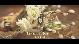Linda & John Wedding Video Highlights