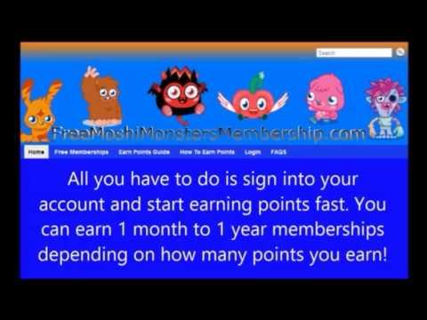 Free Moshi Monsters Membership 2014 - Cheats and Codes