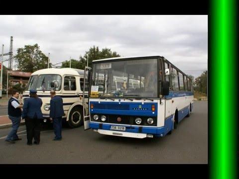 Karosa C 734.00 fotografie z DOD Probo Bus Beroun