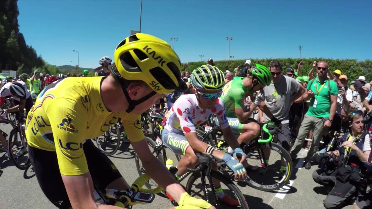 Tour De France Stage  Highlights