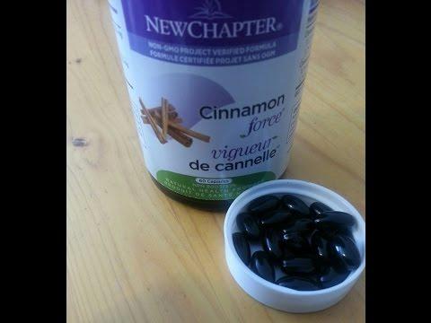 Cinnamon Pills Can Make You Better!