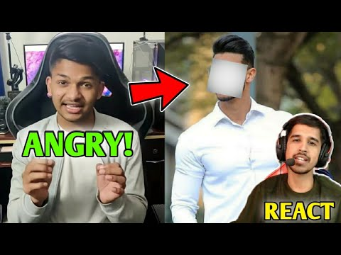 Lokesh Gamer ANGRY on some YouTuber! | Desi Gamer, Total Gam