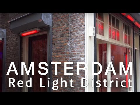 🇳🇱 Red Light District 🇳🇱 | Things To Do in AMSTERDAM