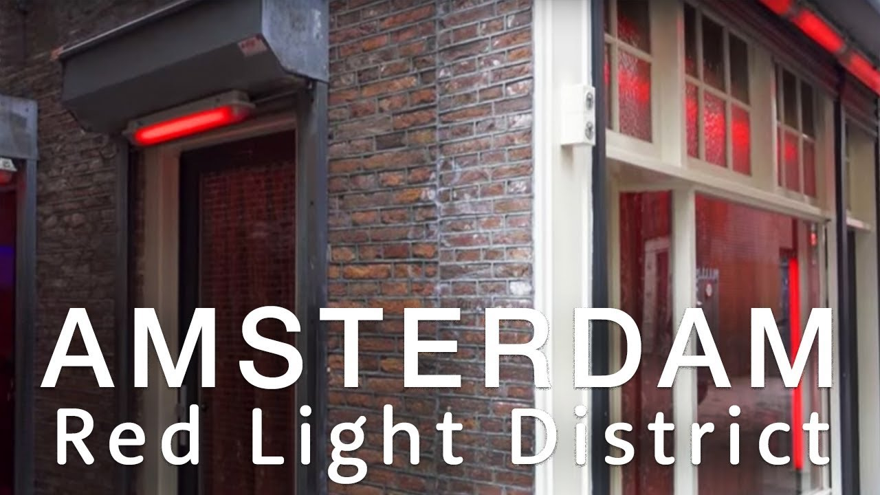 Red Light District Things To Do In Amsterdam Youtube