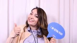 Winner Alejandra of TurboTax #TaxConfessions - We All Grow Summit 2018