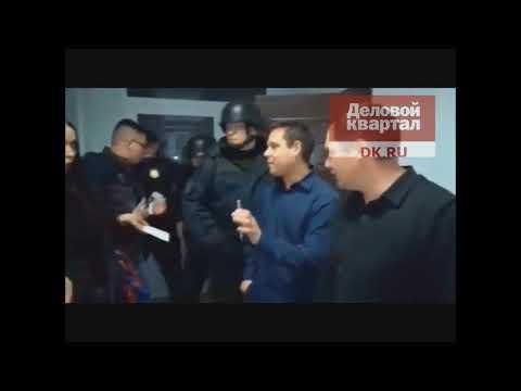 Разборки судебных приставов и предпринимателя в Екатеринбурге