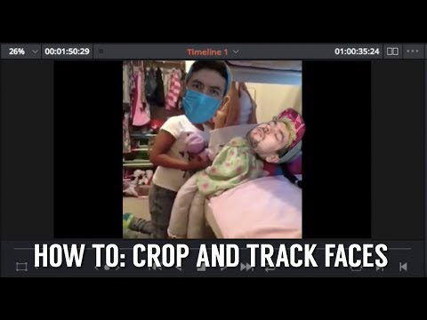 Editing Tutorial: How I Crop and Track Faces