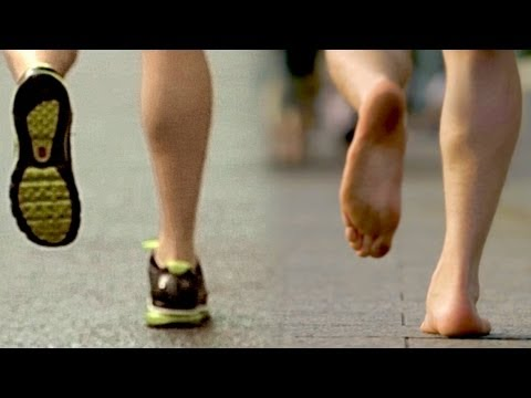 BORN TO RUN Debate: Author vs. Podiatrist