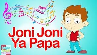 Joni Joni Ya Papa dan lagu anak lainnya | Lagu Anak Indonesia