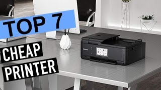 Best Cheap Printers!  2020