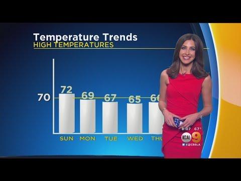 Danielle Gersh's Weather Forecast (Mar. 18)
