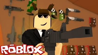 Roblox Adventures / Framed! / BECOMING A SPY!