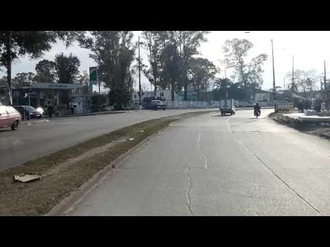 Paseando por montevideo ,rumbo a  ciudad de Pando