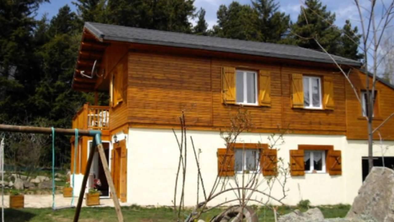 Bolqu re chalet garage v randa mezzanine for Veranda surface habitable