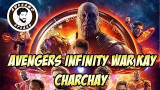 AVENGERS INFINITY WAR KE CHARCHAY ( MINOR SPOILERS ) | AWESAMO SPEAKS