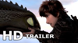 HOW TO TRAIN YOUR DRAGON 3 TRAILER 3 ENGLISH (2019) | NFT Official