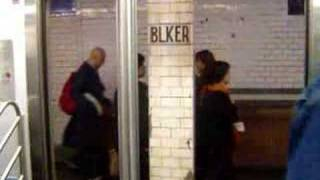 bleeker street subway station