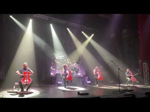 Apocalyptica – Nothing Else Matters @Metallica cover (Live@Kyiv 05/11/2019)