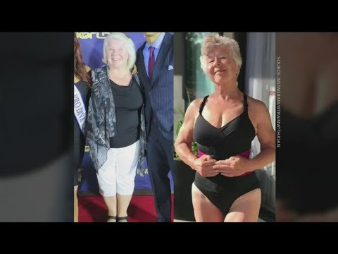 73-year-old fitness phenom inspiring others around the world from YouTube · Duration:  9 minutes 54 seconds