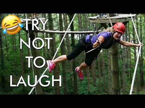 [ 2 HOUR] Try Not to Laugh Challenge! Funny Fails 😂 | Fails of the Week | Funny Moments | AFV