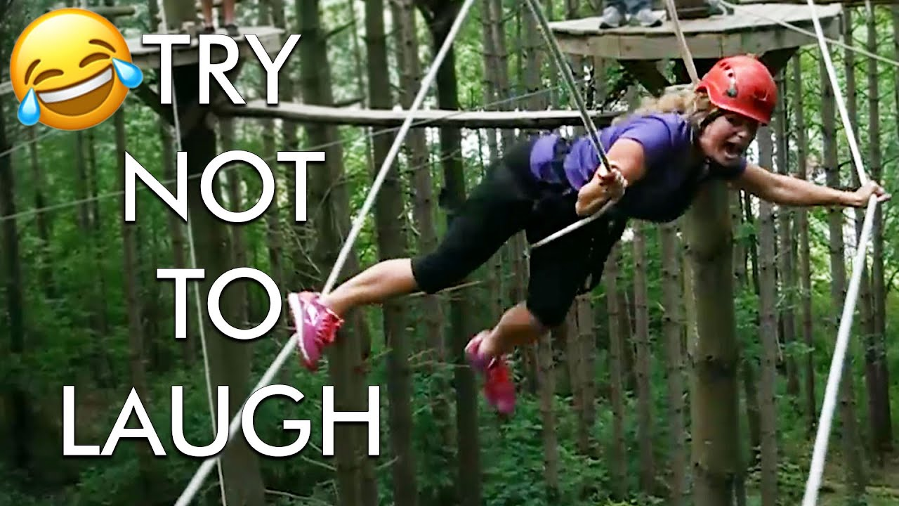 Download [ 2 HOUR] Try Not to Laugh Challenge! Funny Fails 😂   Fails of the Week   Funny Moments   AFV