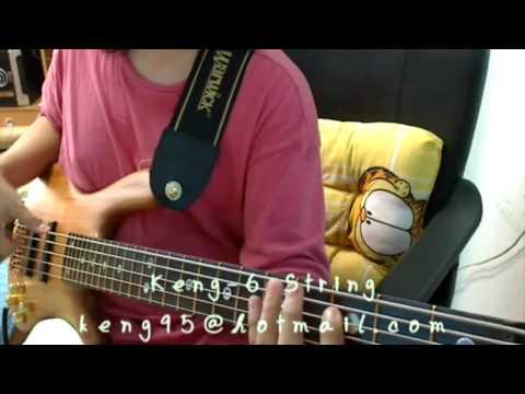 Keng-Bassist Play Warwick Streamer Stage2