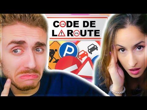 J'AI ESSAYÉ DE PASSER LE CODE DE LA ROUTE ( catastrophe ) - Feat Dooms