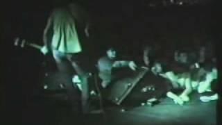 Nirvana - School live Seattle 9/2/90