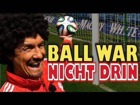 Dante erklärt Hummels Phantomtor vom Pokalfinale